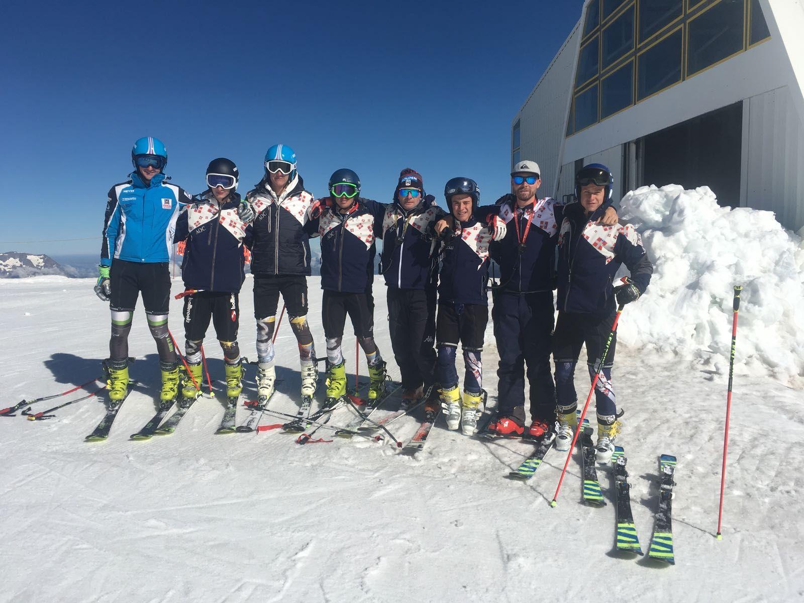Fisi Aoc Calendario Gare.Fisi Aoc Sci Alpino Iniziata La Preparazione Estiva Sul